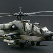 AH-64A ��������װֱ����ɫ�Բ�2003��