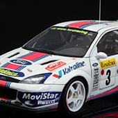1/24 �﹬ Ford Focus RS WRC01