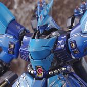 ��MG��MSN-04 Sazabi marine blue style