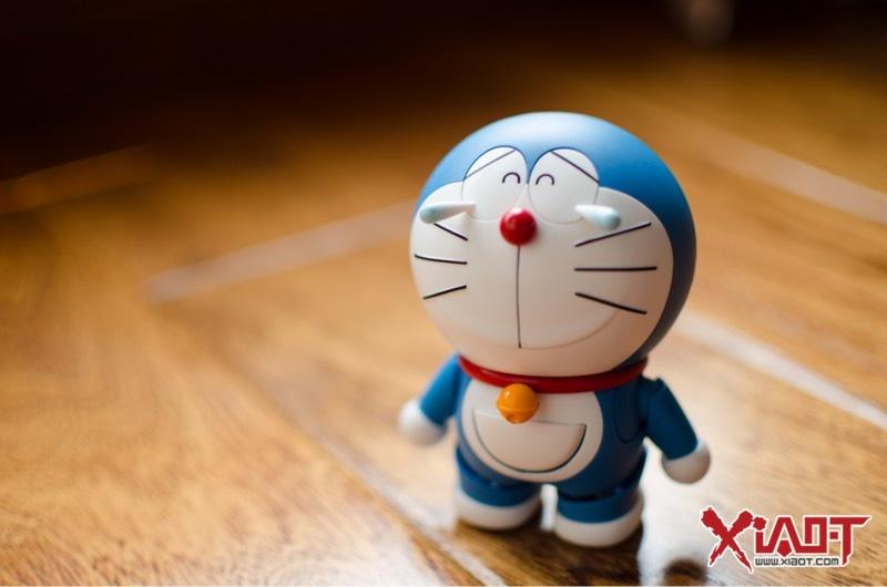 哆啦A梦与大雄