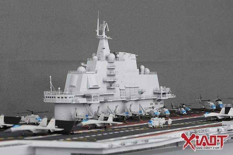 1 350 辽宁号航空母舰