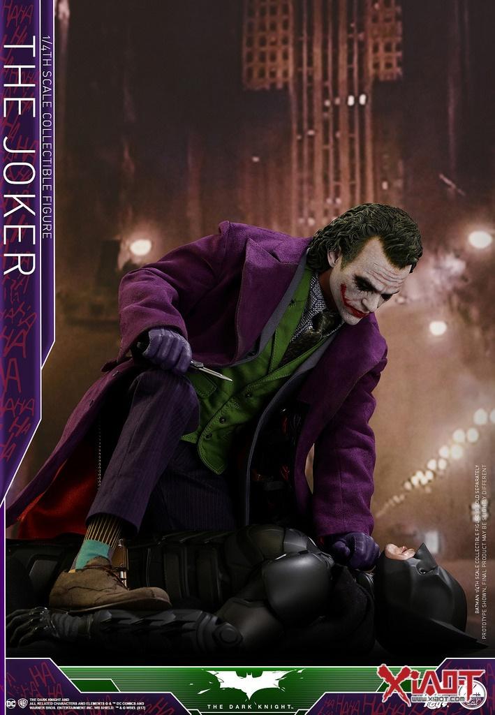 t Toys 蝙蝠侠 黑暗骑士 小丑 1 4 比例人偶作品 模玩情报 综合讨论 小T
