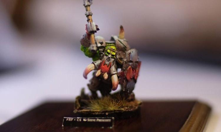 【战旗】Warhammer orcs