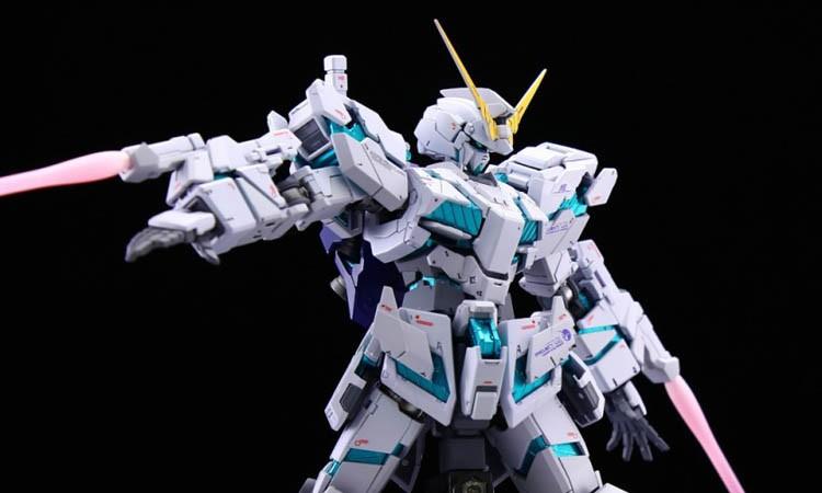 【转载】RG RX-0 独角兽高达