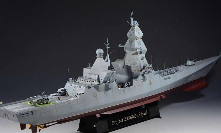 1/350 23560E暴风级驱逐舰