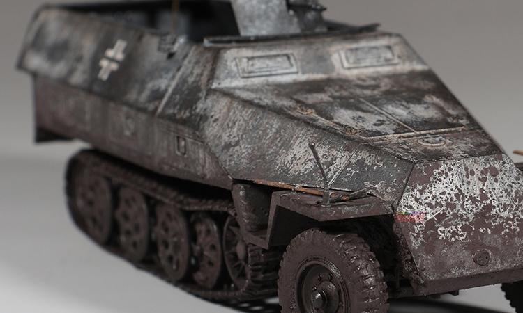 战车AFV 雪地251