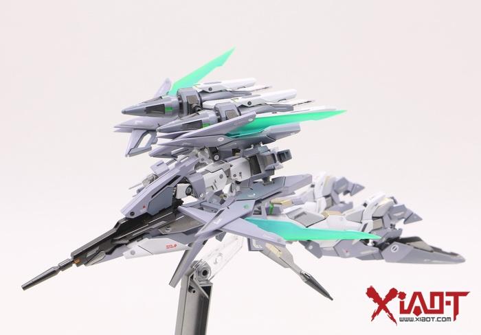 AGE 2马格南SV救世主高达模型 高达 科幻模型秀 小T