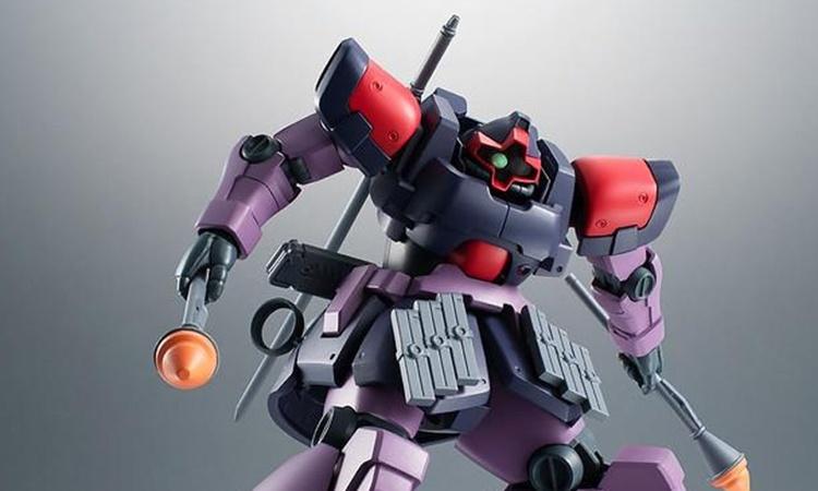 万代 ROBOT魂 MS-09F/TROP 大魔热带型