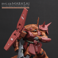 《HGUC RMS-108 玛拉塞 by Roopy76》12月9日