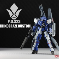 《HG STRIKE GRAZE CUSTOM by keita》7月2日