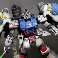 《MG RX-78GP-02A 酸浆果 by modellover》7月29日