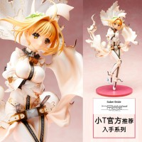 HobbyMax Fate/EXTRA CCC Saber Bride 婚纱尼禄 普通版 动漫手办
