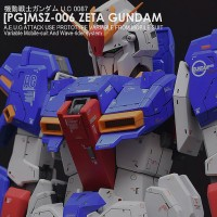 《PG MSZ-006 Z高达 by ghost》1月29日
